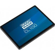 """2.5"""" SSD SATA 120Gb Goodram SSDPR-CL100-120"""