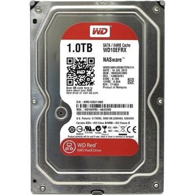 HDD SATA 1000 Gb Western Digital Caviar Red WD10EFRX