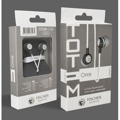 Наушники Fischer Audio Totem orb grey