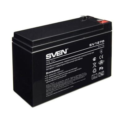 Батарея 12-7 А/ч Sven SV1270