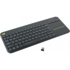 Клавиатура Logitech Keyboard K400 Wireless Touch Plus 920-007147