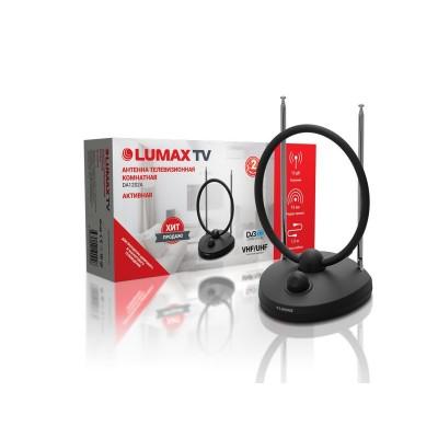 Антена Lumax  эфирная комнатная DVB-T2 DA1202A