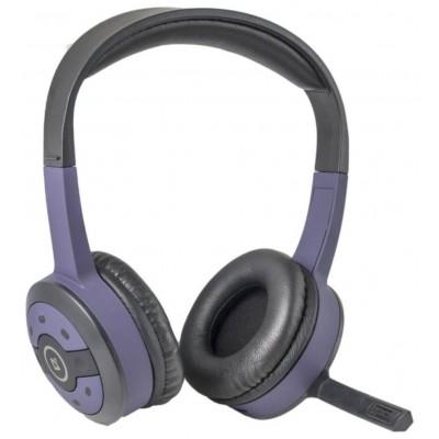 Беспроводная гарнитура Defender FreeMotion B085 фиолетовый, радио 2,4ГГц