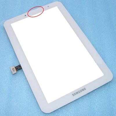 "07"" TOUCH Samsung P3100/P3110/P3113 White  без щели для динамика CM-P3100A-FPCB-04"