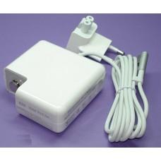 Блок питания для Apple 16.5V 3.65A 60W MagSafe L-shape