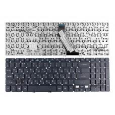 Клавиатура для Acer Aspire V5-531, V5-551, V5-571 черная без рамки