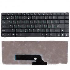 Клавиатура для Asus K40, P80, X8 черная