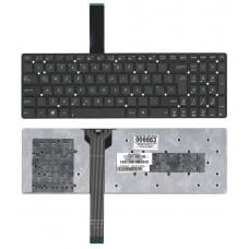 Клавиатура для Asus K55, K75, A55 без рамки (вертикальный Enter).