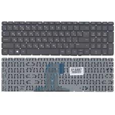 Клавиатура для HP Pavilion 15-ac, 15-af, 250 G4 черная без рамки