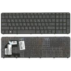 Клавиатура для HP Pavilion Sleekbook 15 b001 15 B109 Ultrabook 15-b004 с черной рамкой