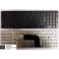 Клавиатура для HP Pavilion dv6-7000 без рамки (Enter г-образный)
