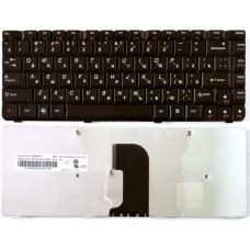 Клавиатура для Lenovo IdeaPad G460, G460E, G465 черная