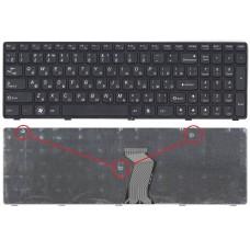 Клавиатура для Lenovo Ideapad G580 G580A B580 B580A G585 G585A G780 Z580 Z580A Z585 Z585A S