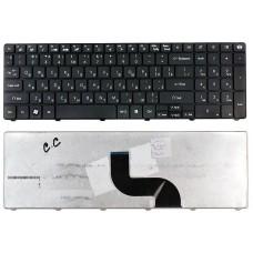 Клавиатура для Packard Bell TM81 TM86 TM87 TM89 TM94 TM82 TX86/NV50 черная