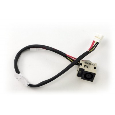 Разъем питания для HP Pavilion dv5-1000 с кабелем