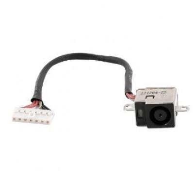 Разъем питания для HP Pavilion dv6-6000 с кабелем