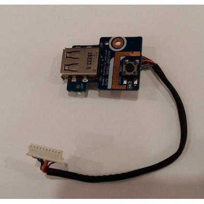 Кнопка включения + USB порт для Samsung R 425