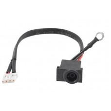 Разъем питания для Samsung NP-R518, NP-R519 с кабелем
